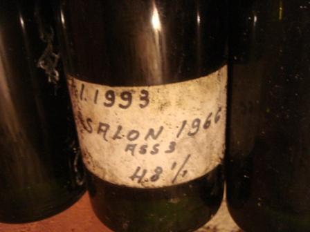 Visite au champagne salon les photos acad mie des vins for 1997 champagne salon