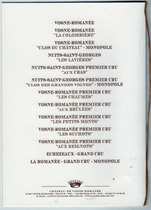 menu Liger Belair 150612  2 001