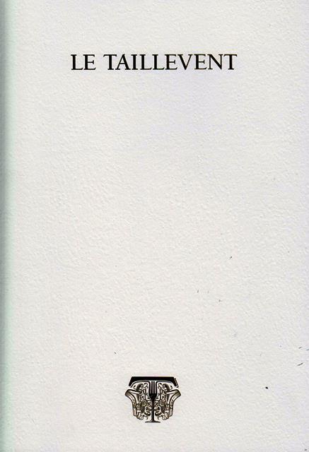 menu Taillevent 151116 001