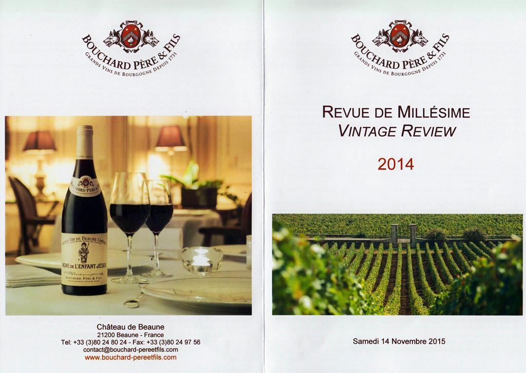 revue 2014 vins Bouchard 151114 001