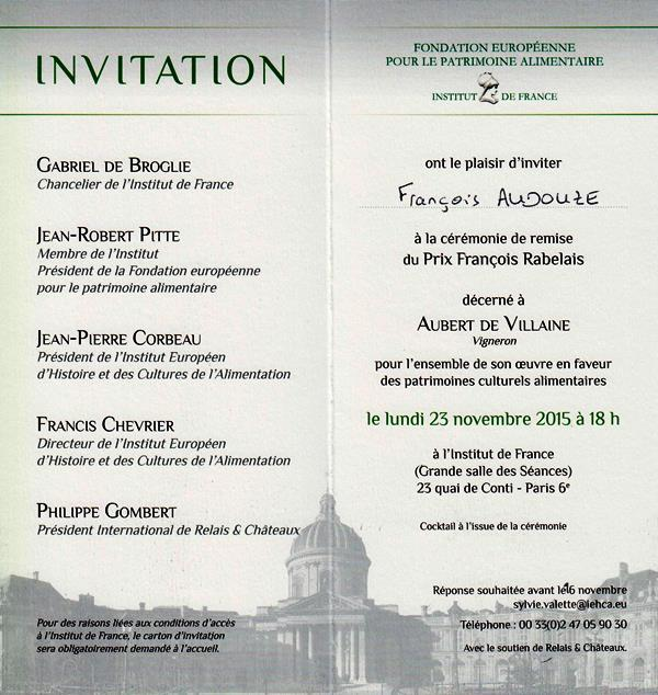 invitation Institut 151123 001