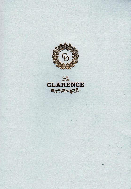 MENU CLARENCE 160316 002